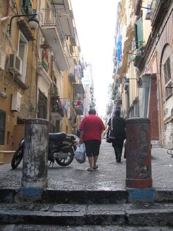 Quartieri spagnoli for Planimetrie dei quartieri suocera