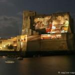 Chateau de l'oeuf, Naples