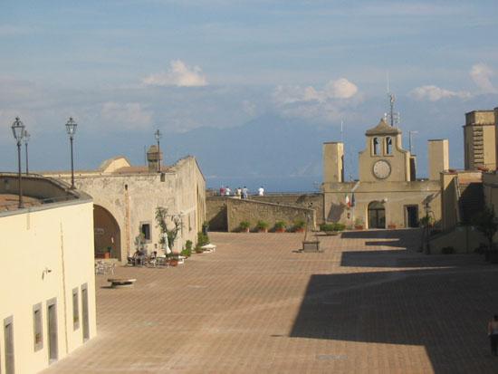 forteresse castel sant elmo - Photo