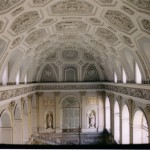 Napoli, palazzo Reale, interno