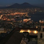 Napoli, Sant' Elmo, Panorama