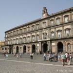 Fasciata del Palazzo Reale, Napoli