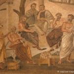 accademia di platone, villa di tsiminius stephanus, pompei