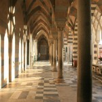 Peron cathédrale d'Amalfi