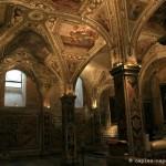 Crypte de la cathédrale d'Amalfi