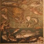 marina con pesci, casa del fauno, pompei