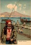 Napoli, pescatore