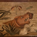 Nile scene, Casa del fauno, Pompeii