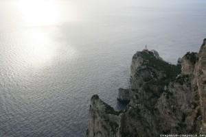 Faro della Punta Carena