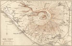 carte-historique-du-vesuve-1888
