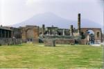Forum romain de Pompei