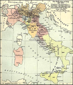 unification italienne