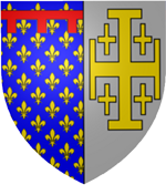 Armoiries_Anjou_Jérusalem