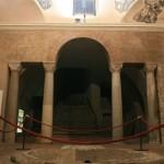 Baptistère, cathédrale de Naples