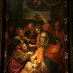 Cappella San-Genaro, duomo di Napoli