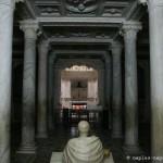 crypte de la cathédrale de Naples