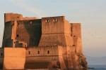 Chateau de l'oeuf à Naples