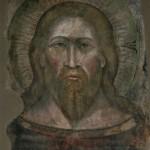 Dipinte, antico battistero, duomo di Napoli