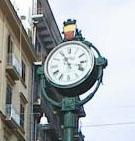 horloge napolitaine