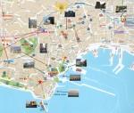 Mappa Mappa di napoli del 1615di Napoli