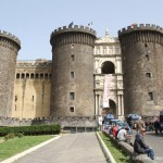 Maschio angioino, castel nuovo, Napoli