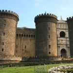 Chateau neuf ou angevin, Naples
