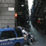 Poubelles de Naples