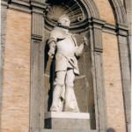 Re aragonese, Palazzo reale di napoli