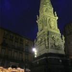 Napoli, piazza san domenico maggiore