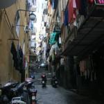 Quartieri spagnoli di Napoli