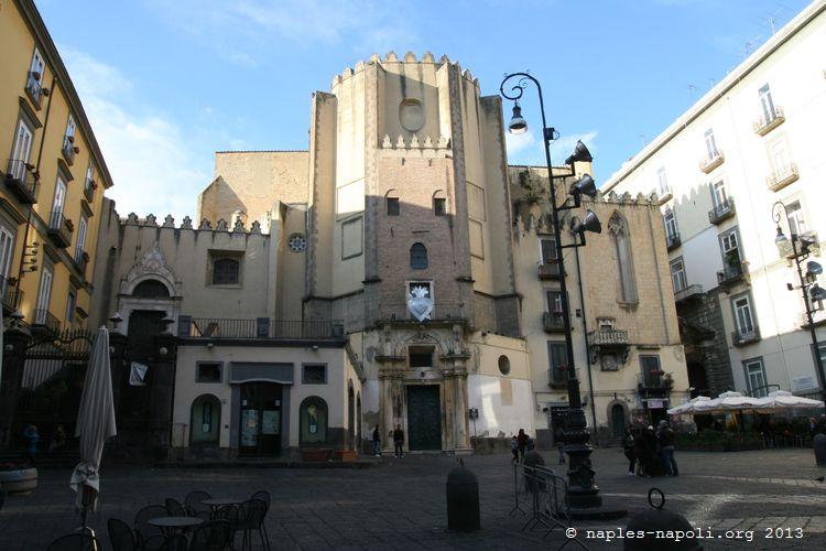 Place San Domenico Maggiore
