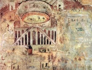 casa della rissa nell anfiteatro,