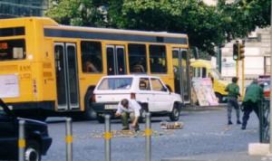 rues de naples, circulation, trafic