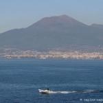 Vesuvio e golfo di Napoli