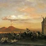 Achenbach Quai de Naples 1859