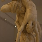 Achille e Troilo - museo archeologico nazionale di napoli
