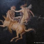 affreschi marsia museo archeologico di napoli