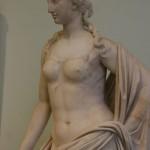 afrodite (IIe DC), museo archeologico di napoli