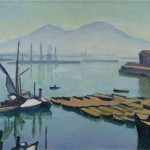 Albert Marquet, Bay of naples, 1908