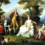 Angelica Kauffman, Ferdinand IV of Naples and his family - 1783
