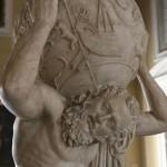 Atlante farnese, museo archeologico nazionale di napoli