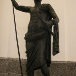 Augusto, ercolano, museo archeologico di napoli