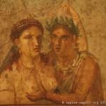 Chambre secrete, pompei, musee archéologique de Naples