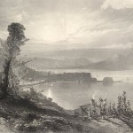 Callow, Baie de Naples, 1850