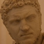 Caracalla (IIIe dc), museo archeologico di napoli