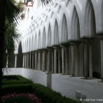 Cathedral of Amalfi, garden