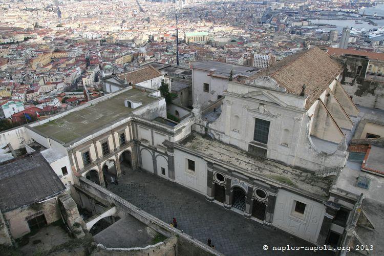 St Martin Charterhouse Naples Napoli