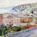 Childe Hassam, Naples, 1897
