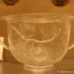 Coppa in cristallo di rocca, s. m. capua vetere, museo nazionale di napoli