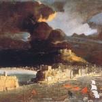 Didier Barra, Veduta di Napoli dal mare